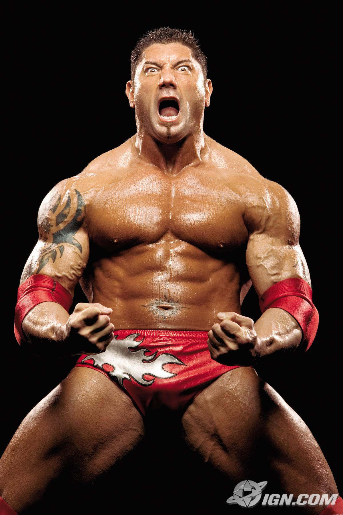 Could we bring Batista back to WWE