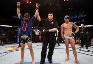silva v fitch 300x206 Fight Hub TVs top 5 MMA Fights of 2012