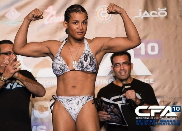 Cris Cyborg would gladly fight the trans gender fighter; Fallon Fox as long as the Athletic Commission deemed it OK.