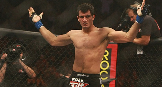 gegard mousasi2 Gegard Mousasi believes the move back to middleweight is inevitable. Says he matches up better with Anderson than Bones.