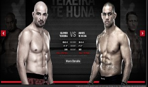 te huna 300x176 UFC 160: Glover Teixeira puts knockout power into every single punch.