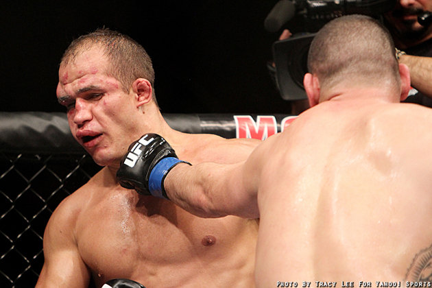 IMG 9621 Junior dos Santos: Cain Velasquez hits like a girl.