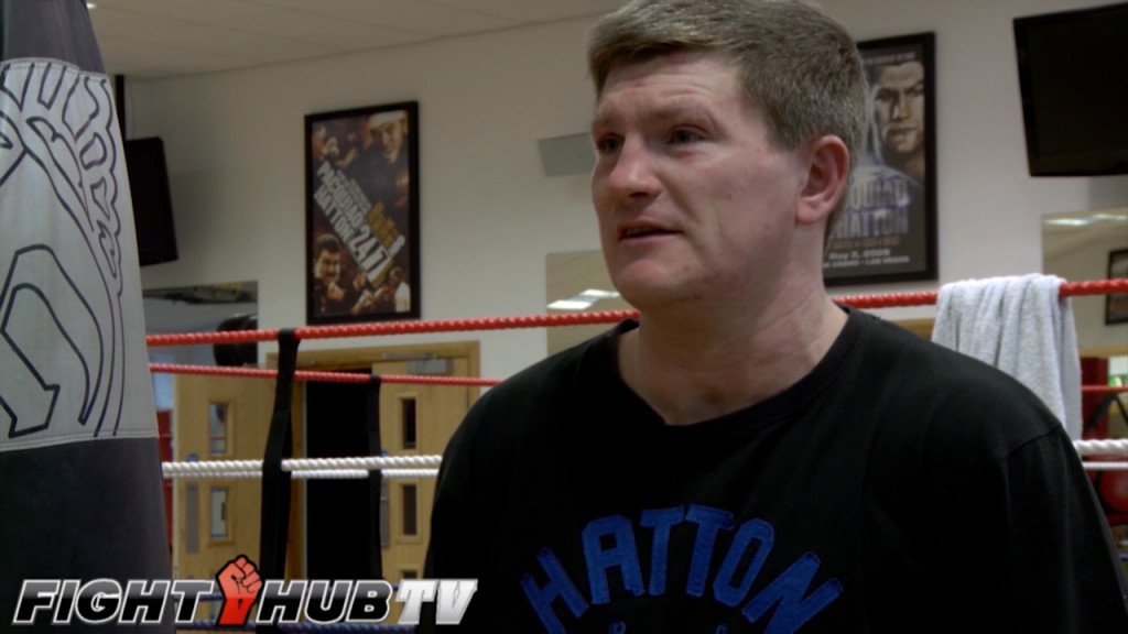 ricky hatton on pacquiao vs rios.mp4.Still001 1024x576 Ricky Hatton says Floyd Mayweather has too much speed, style for Canelo Alvarez
