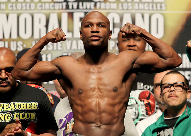 Floyd Mayweather could reveal next opponent next week | Fighthub TV