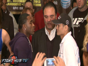 broner maidana  300x225 Adrien Broner vs. Marcos Maidana final press conference highlights